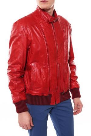 Куртка Cortigiani. Цвет: красный