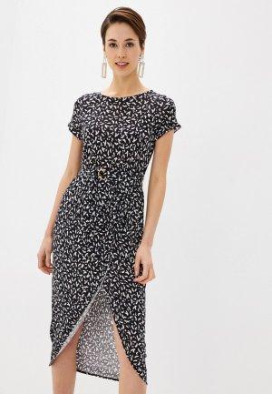 Платье пляжное Marks & Spencer. Цвет: черный