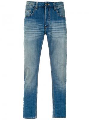 Straight-leg jeans Osklen. Цвет: синий