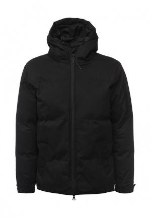 Куртка утепленная Bellfield. Цвет: черный