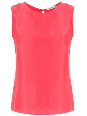Shell silk top Isolda. Цвет: розовый