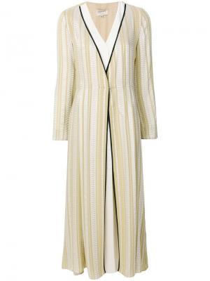 Платье-халат Zeus+Dione. Цвет: зеленый