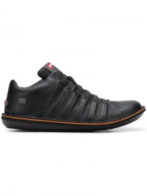 Elasticated low-top sneakers Camper. Цвет: черный