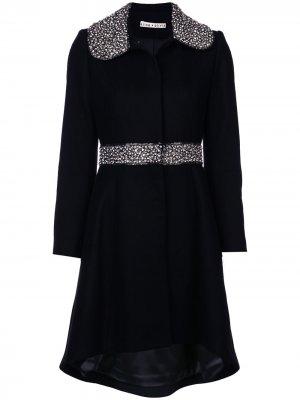 Куртка Leandra Alice+Olivia. Цвет: черный