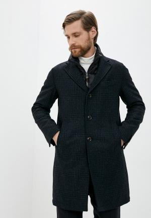Пальто Windsor. Цвет: черный