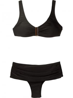 Bikini set Lygia & Nanny. Цвет: чёрный