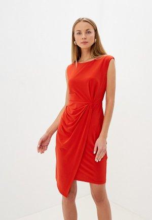 Платье Wallis. Цвет: красный