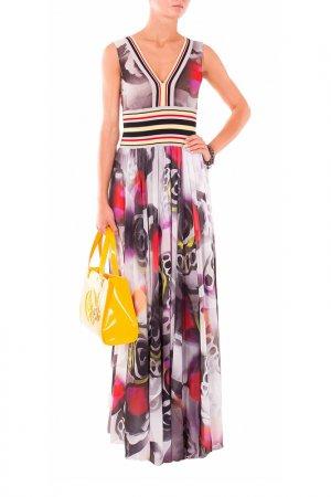 Платье Alter Ego. Цвет: цветной