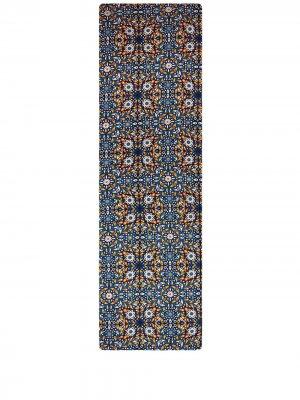 Настольная дорожка с принтом Confetti La Doublej. Цвет: синий
