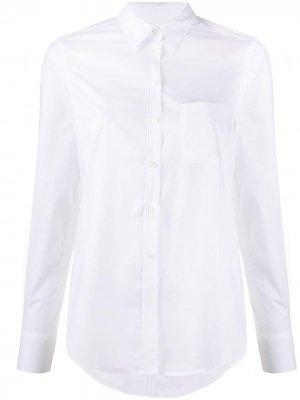 Рубашка с длинными рукавами Filippa K. Цвет: белый