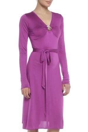 Платье Glamour Armour. Цвет: фиолетовый