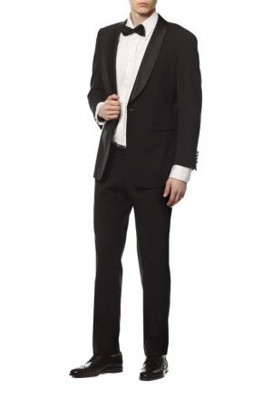 Костюм: пиджак, брюки KAISER. Цвет: черный