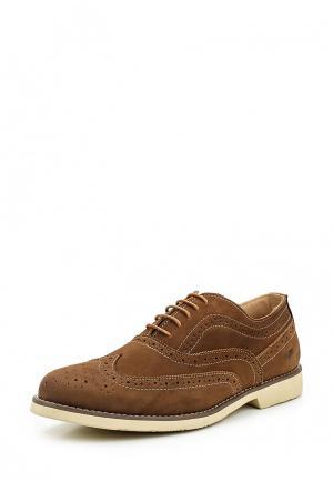 Туфли Ascot. Цвет: коричневый