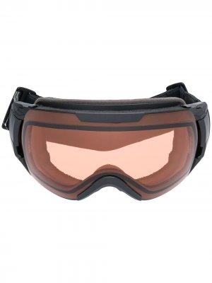 Горнолыжная маска Maschera Westward Leaning. Цвет: черный