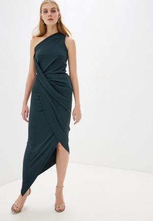 Платье Vivienne Westwood Anglomania. Цвет: зеленый