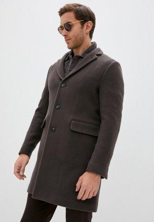 Пальто Closed. Цвет: коричневый
