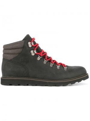 Ботинки для хайкинга Madison Sorel. Цвет: черный