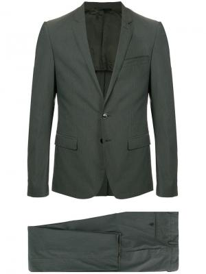 Two piece formal suit Costume National. Цвет: серый