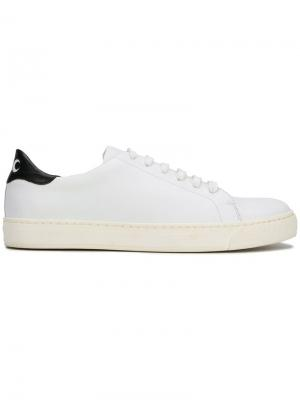 Lace-up Eyes sneakers Anya Hindmarch. Цвет: белый