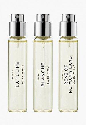 Набор парфюмерный Byredo. Цвет: прозрачный
