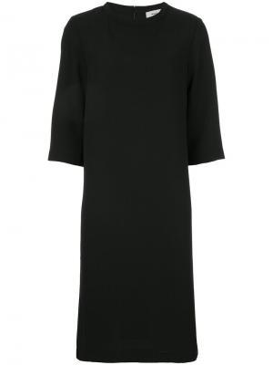 Платье Dussa Mads Nørgaard. Цвет: черный
