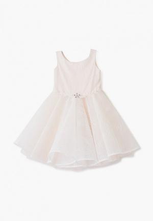 Платье Choupette. Цвет: розовый