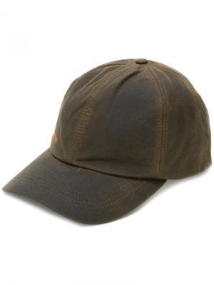 Спортивная кепка Prestbury Barbour. Цвет: коричневый