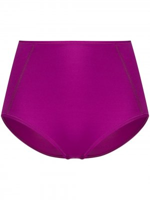 Трусы-брифы Brina Eres. Цвет: фиолетовый