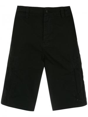 Cargo shorts Osklen. Цвет: черный