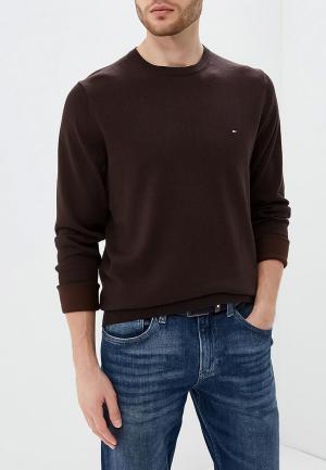 Джемпер Tommy Hilfiger. Цвет: коричневый