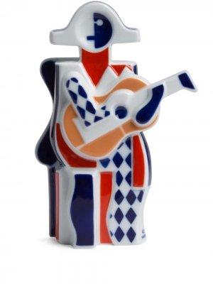 Статуэтка Harlequin Picasso Sargadelos. Цвет: белый