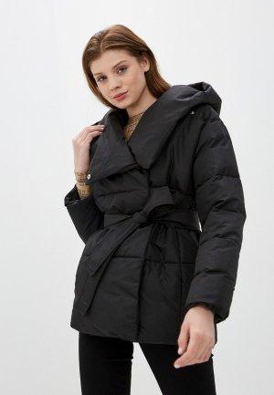 Куртка утепленная Imocean. Цвет: черный