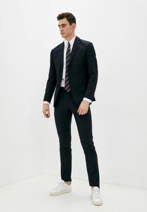 Костюм классический Trussardi Jeans. Цвет: синий