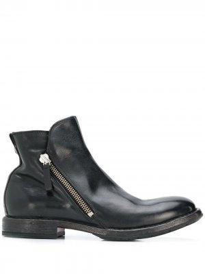 Ботинки Minsk MOMA. Цвет: черный