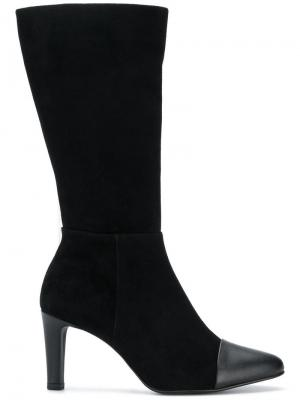 Chanella 80mm boots Hogl. Цвет: черный