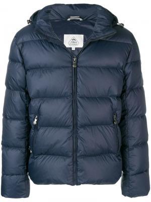 Короткая куртка Pyrenex. Цвет: синий