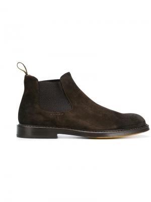 Ботинки челси Doucal's. Цвет: коричневый