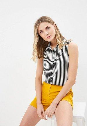 Блуза adL. Цвет: разноцветный
