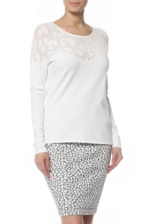 Комплект: джемпер и юбка Riani. Цвет: белый