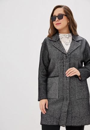 Пальто Winzor. Цвет: серый