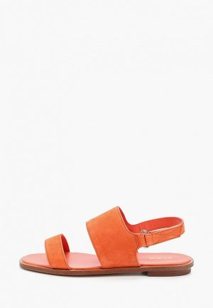Сандалии Aldo. Цвет: оранжевый
