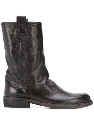 Ботинки Legrand 143 Officine Creative. Цвет: черный
