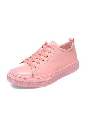 Кеды MAKFINE. Цвет: розовый