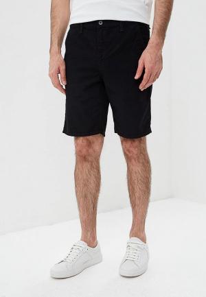 Шорты джинсовые Rag & Bone. Цвет: черный