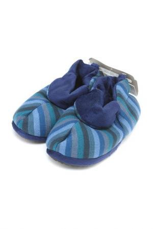 Тапки De Fonseca. Цвет: синий