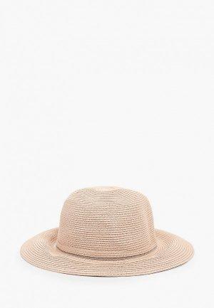 Шляпа Fabretti. Цвет: розовый