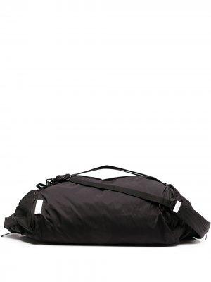 Спортивная сумка Obed Côte&Ciel. Цвет: черный