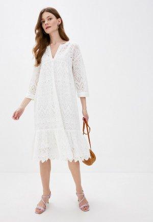 Платье Y.A.S. Цвет: белый
