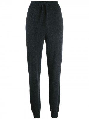Спортивные брюки с кулиской Pringle of Scotland. Цвет: серый