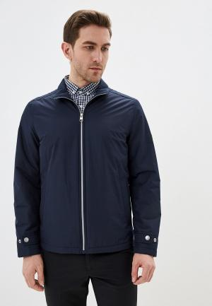 Куртка утепленная Pierre Cardin. Цвет: синий